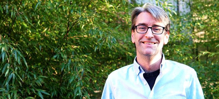 New Faculty Spotlight: Stephen Mooney
