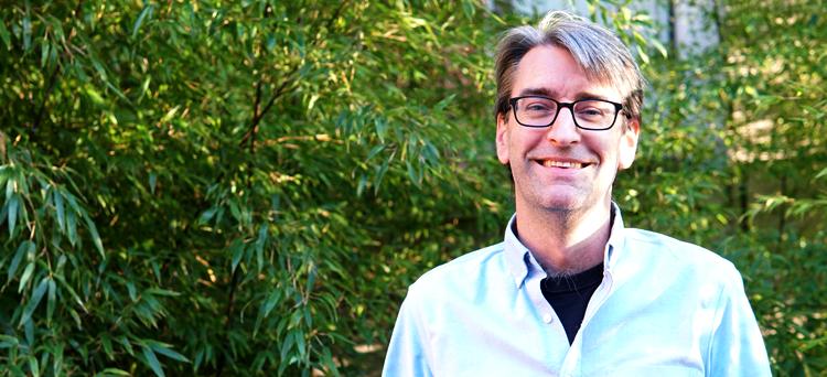 New Faculty Spotlight: Stephen Mooney