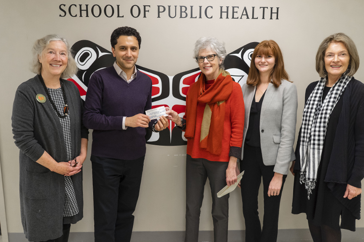 Dr. Rowhani-Rahbar receives funding for Firearm Injury research from the Grandmothers Against Gun Violence.